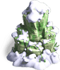 Res malachite snowy 3