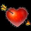 Coll love cupid's arrow