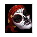 Coll masks pirate
