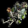 Res skeleton pirate