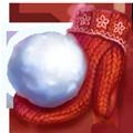 Blocky snowball
