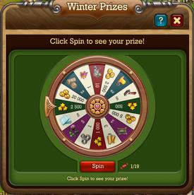 Christmas tree wheel2