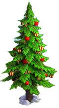 Christmas tree stage2