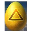 Coll fire fire egg