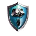 Coll heraldry raccoon
