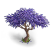 Res purple tree 2
