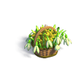 Find-Flower basket 1