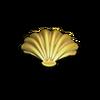 Golden shell 1