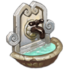 Fountain item