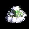 Res malachite snowy 1