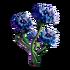 Coll flowers cornflower