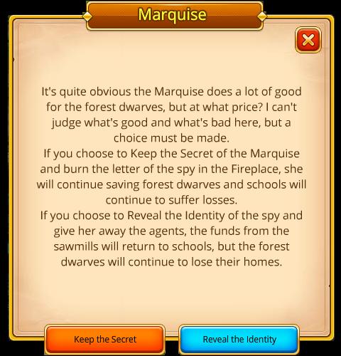 Marquise screenshot