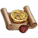 Quest icon royalmedalscroll.png