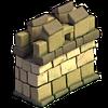 Stone wall chinese 1