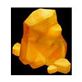 Coll nephrite yellow