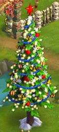 Christmas tree stage5