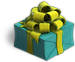 Gift malachite