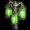 Lantern green