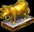 Cow golden