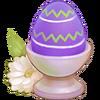 Festive egg