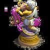 Aquarius statue