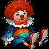 Coll clown clown