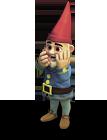 Dwarf redhat shocked