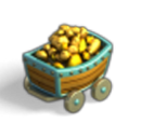 Gold (travel find)