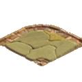 Path stone corner 1