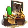 Spy's bureau