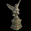 Queen statue 2