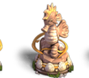 Ancient Statue (Secret Hideout)