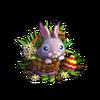 Bunny basket 1