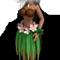 Clothesf islander costume