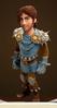 Clothesm-Barbarian getup model post rocker