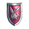 Coll heraldry rabbit