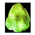 Coll nephrite green