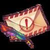 Spy's letter