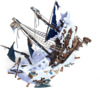 Res ship debris snowy 1