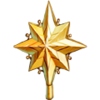 Coll christmas tree topper