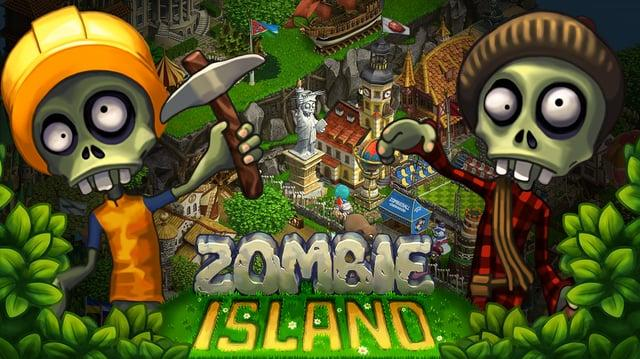 Zombie Island – Facebook Social Game Trailer