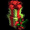 Gift newyear green 2