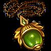 Coll lockets acorn