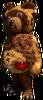 Spooky bear