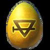 Coll earth earth egg