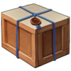 Coll postal parcel