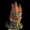 Clan tower