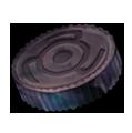 Obsidian coin