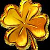 Coll gambling four-leaf clover