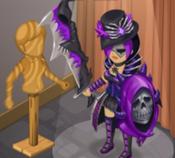 BoneHarvestersGarb-Female 3rdEvol